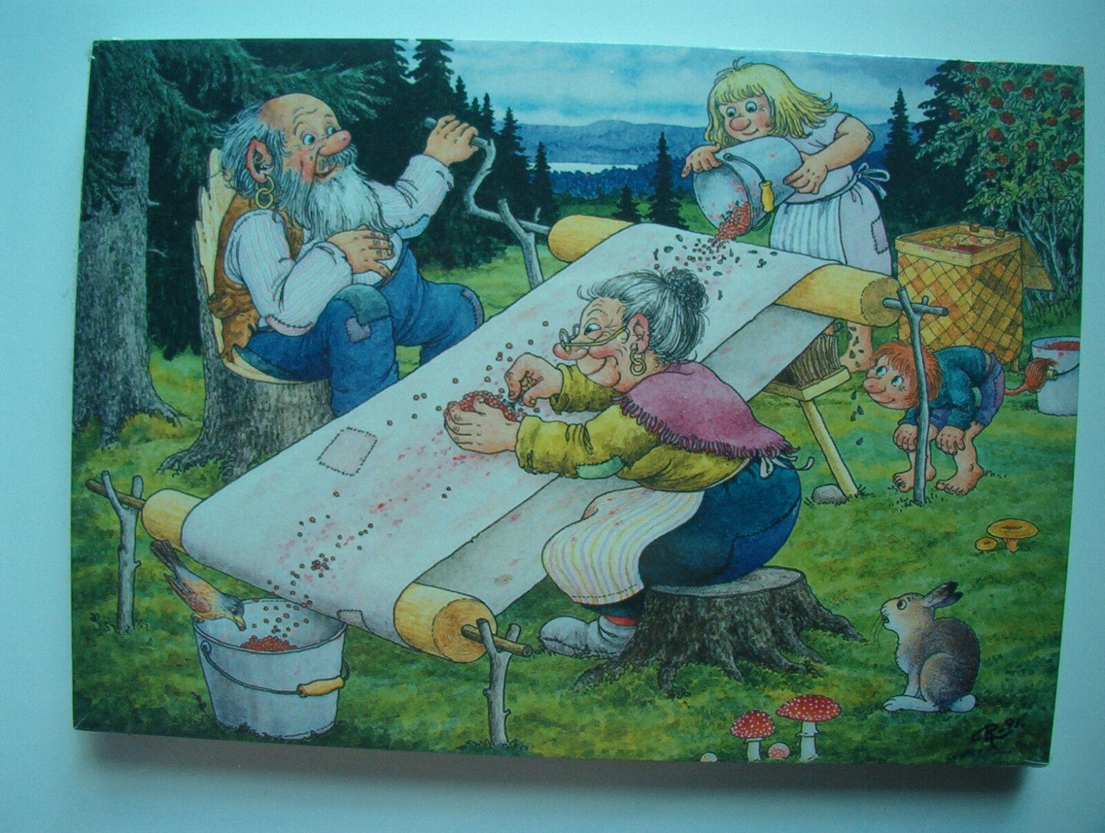 открытки рольфа лидберг можно спокойно оставлять