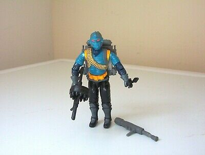 vintage Action Force/G.I.JOE COBRA RANGE VIPER figure complete.