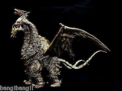 Kaizer Ghidorah 30 cm scale Statue Godzilla Final Wars Kaiser King Ghidorah 2004 for sale  Shipping to South Africa