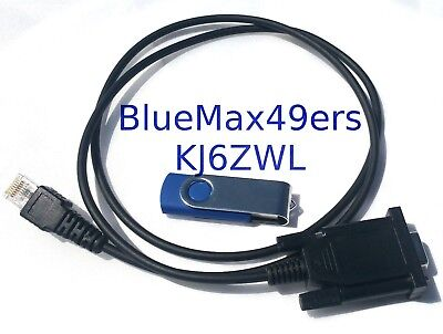 USB DOS Boot + Serial Programming Cable + Support Motorola Maratrac MM DOS. Buy it now for 24.95
