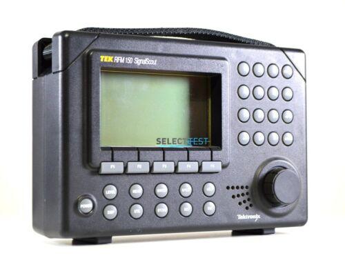 TEKTRONIX RFM150 SIGNAL SCOUT 1 GHz RF SIGNAL LEVEL METER **LOOK** (REF.: 718E)