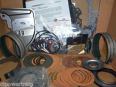 4T65E 2001 2002 Super Master Rebuild Kit With Steels Filter All Bands Washer Set