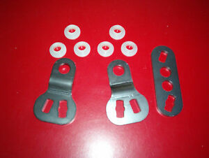 Muncie M20 M21 M22 shift arms levers for Hurst or other shifters with 3/8 rods