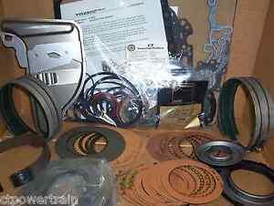 4T65E 1997-2000 Super Master Rebuild Kit With Steels Filter All Bands Washer Set