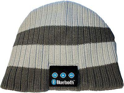 Wireless Bluetooth Toque Cap Headphone Head Speaker Mic B...