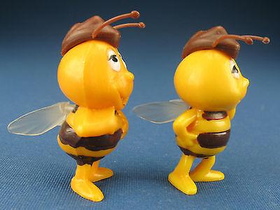 Die Biene Maja - 2x Willi - mit original Flügel - Ü-Ei Figur - 1986