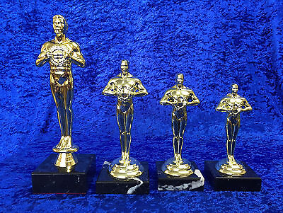 OSCAR Style Trophy Hollywood Stag Hen Party Drama School Prom FREE Engraving