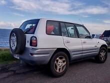 Quick Sale RAV4 Wagon with safety certificate, good condition Alice Springs Alice Springs Area Preview