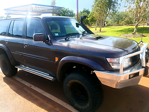 Nissan Patrol 2.8 diesel Broome Broome City Preview