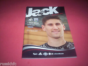 2014/15 - SWANSEA HOME PROGRAMMES CHOOSE FROM