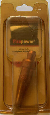 Firepower - Victor Style 0-3-101 Acetylene Cutting Tip Size0 Model 3-101