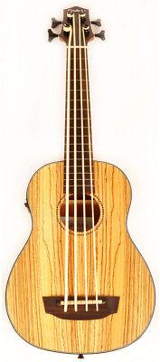 Hadean Bass Uke UKB-22 NM Fretless Electric Bass Ukulele