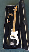 Fender American Standard Precision Bass 5 String w/Fender H/Case Narre Warren Casey Area Preview