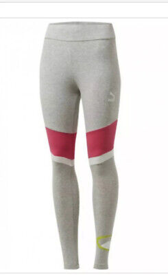 Brand New Puma SOLD OUT 90s Retro Crew Leggings Size XS RRP £49.99
