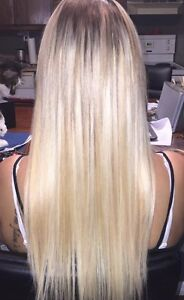 No Heat - No Glue - No Damage! Smallest & Safest Hair Extensions London Ontario image 6
