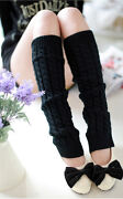 Knee High Leg Warmers