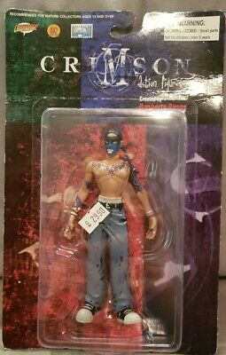 CRIMSON Humberto Ramos Action Figure Joe  SEALED