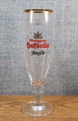 German Beer Tall Glass 0.3L 9