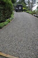 Looking for driveway gravel