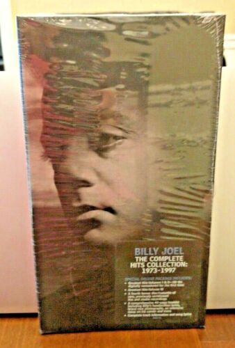 Billy Joel FACTORY SEALED 4 CD Box Set - The Complete Hits Collection 1973 -1997