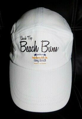NWT Headsweats Shock Top Beach Bum Long Beach - Bum Hats