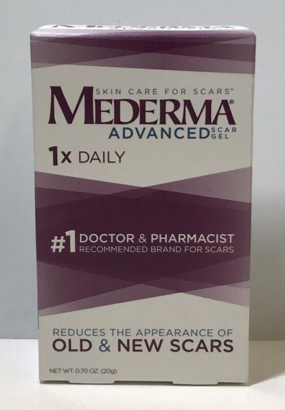 Mederma Advance scar gel 0.70 Oz Exp 2022+