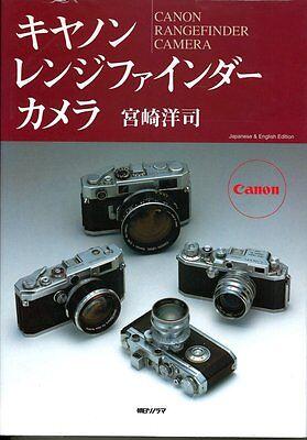 Canon Rangefinder Camera book photo proto history