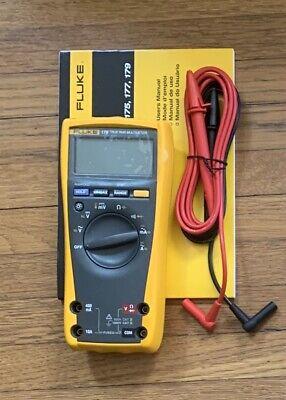 Fluke 179 True-rms Digital Multimeter Trms Backlight - New - Never Used