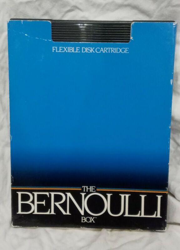 1984 IOMEGA THE BERNOULLI BOX Flexible Disk Drive USED