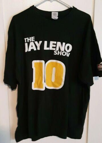 JAY LENO SHOW T Shirt Extra Large XL 2XL XXL