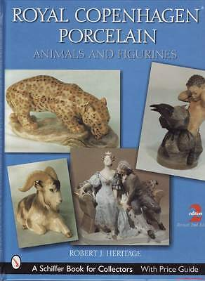 Fachbuch Royal Copenhagen Porcelain Animals and Figurines viele Abbildungen NEU