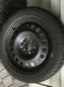 Mazda 5 - 17 inch Rims with Tires 205/50/R17