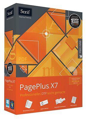 PagePlus X7 Publisher Page Plus Professionele Version 17 DTP + Driver Genius 12 online kaufen