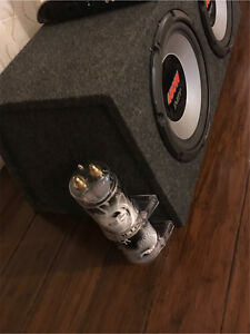 "^** PIONEER 12"" SUBS WITH MTX AMP ONLY 349!!"