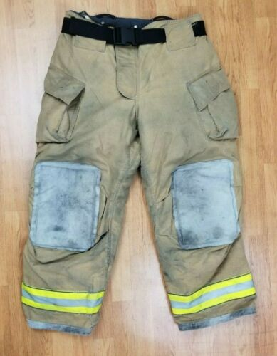 Cairns MFG. 2013 NEW Firefighter Turnout Bunker Pants 38 x 30