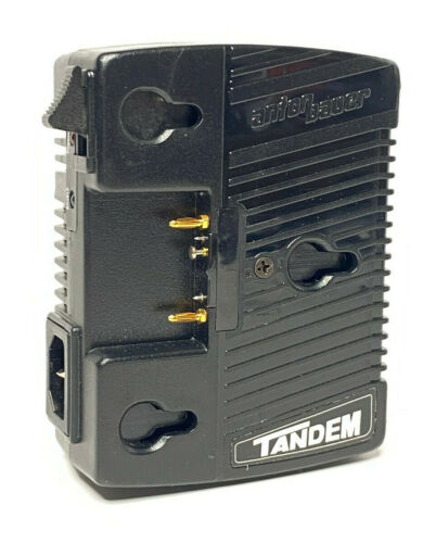 Anton Bauer Tandem Charger/Power Supply