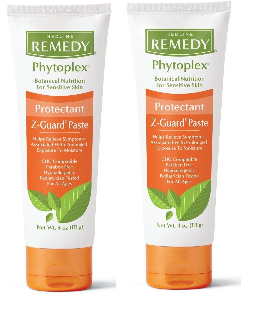 Medline Remedy Phytoplex Z-Guard Skin Protectant Paste, 4 Ou
