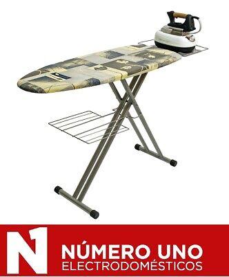 Tabla de planchar Orbegozo TP 3500, 122 x 38 cm