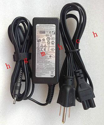 Original OEM AC Adapter for Samsung NP305U1A,NP300U1A,305U1A-A01/A02/A03/A04/A05