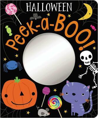 Halloween Peek-A-Boo! by Make Believe Ideas Ltd (English) Board Books Book Free