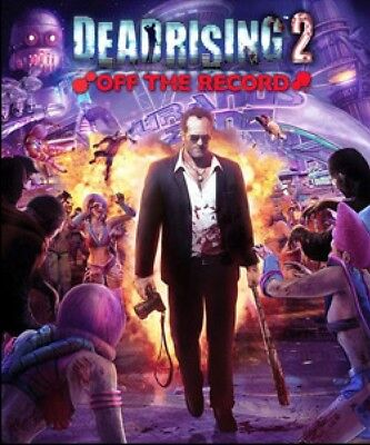 XBOX 360 DEAD RISING 2 OFF THE RECORD Rated (Dead Rising 2 Off The Record Rating)