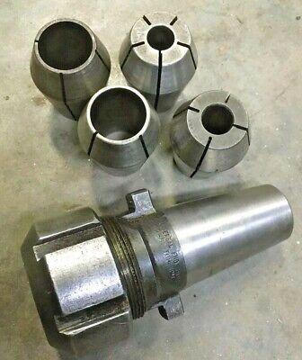 Universal Eng. 80321 Kwik-switch 300 Zz Collet Chuck Machinist Mill Tool Holder