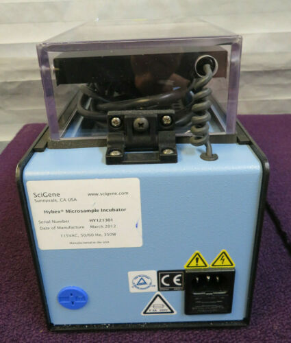SciGene Hybex Microsample Incubator - Used/Working