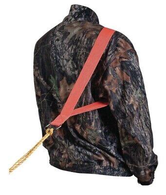 Belt Hunting Drag Easy Drag Allen #33 Shoulder Double Harness Deer Drag