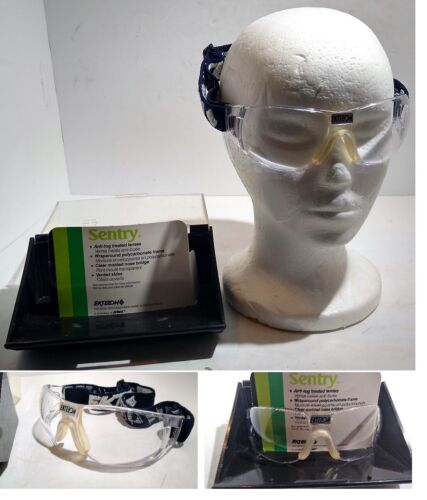 VTG Ektelon SENTRY Racquetball Eyewear Glasses Safety Goggles Never Worn EUC