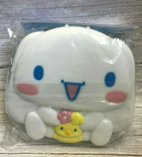 BRAND NEW! Official Sanrio Cute Cinnamoroll Cotton Small Bento Lunch Box Limited