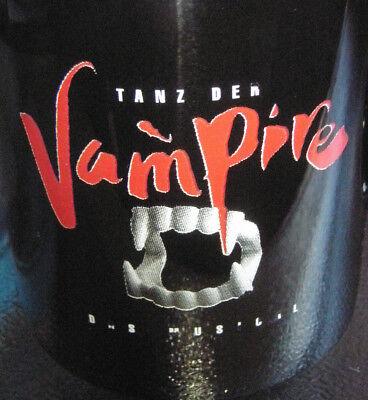 Tanz der Vampire das Musical Sammeltasse Kaffeebecher Mug Häferl