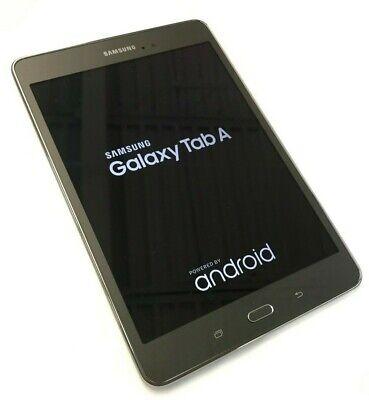 Samsung Galaxy Tab A SM-T350 16GB, Wi-Fi, 8 inch - Smoky Titanium