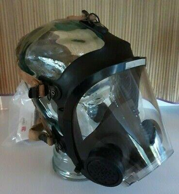 Scott Av3000 Scba Facepiece Mask Fire Fighter Ppe Medium