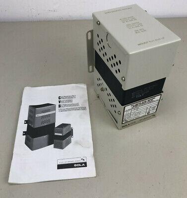 Sola Cvs 23-13-060-2 Constant Voltage Sinusoidal Transformer New